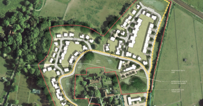 Bewley submits 100-home plan for Ash