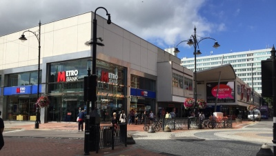 Broad Street Mall signs five more deals