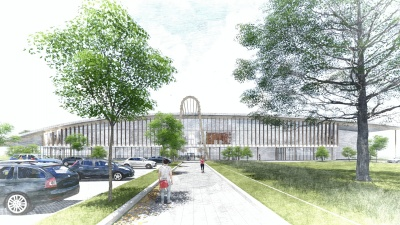 First look at proposed Braywick Leisure Centre