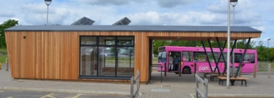 £1.5m grant to fund nine electric buses for Guildford park & ride