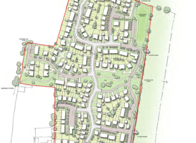 Councillors set for second refusal of Redrow's plans for 200 homes