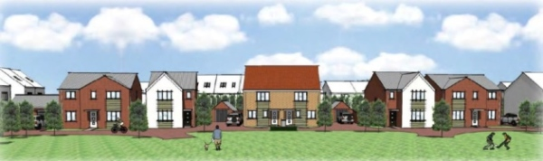 New plans for former laboratory site