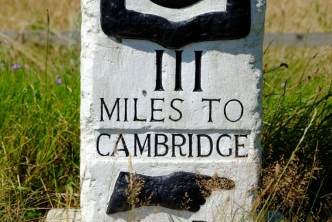 Rural travel hubs in Cambridgeshire