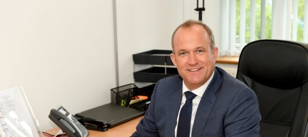 Simon Pendlebury appointed managing director of Linden Homes Thames Valley