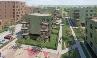 377 flats planned for Hillingdon's Master Brewery Hotel site