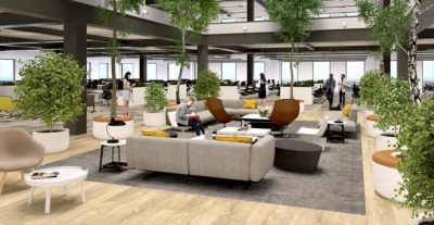 Fiserv is first for The Porter Building