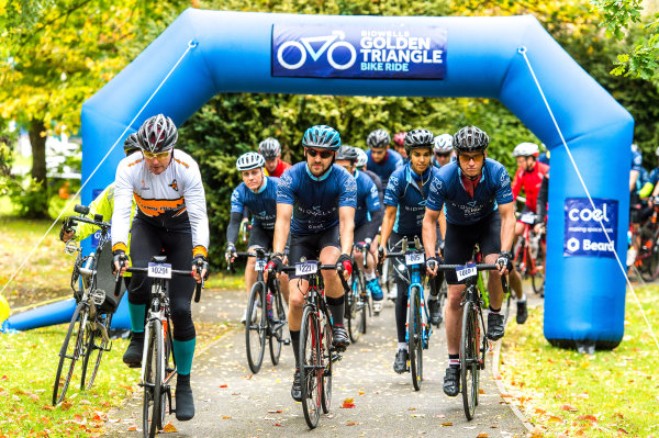 Property professionals cycle Oxford to Cambridge route