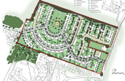 190 homes at Faringdon approved