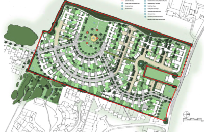 190 homes set for go ahead in Faringdon