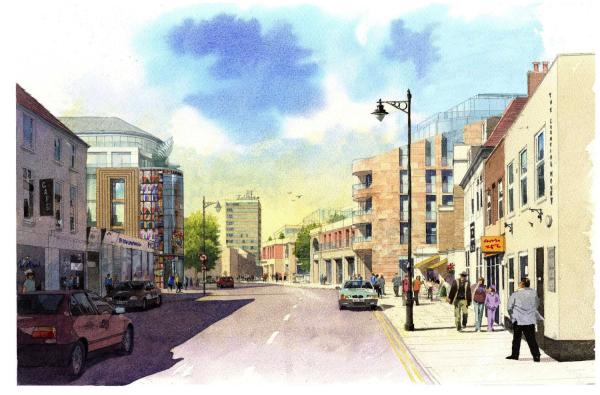 Maidenhead regeneration moves closer