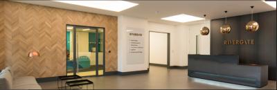 Hat-trick of deals at Rivergate building