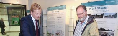 Maidenhead finds public support for York Road scheme
