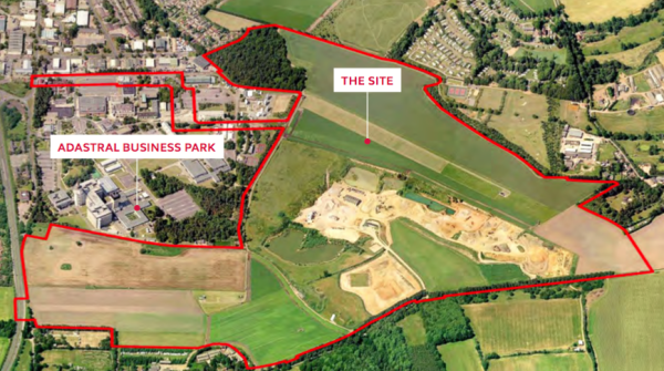 Re-consultation for Adastral Park nears the end