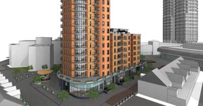 Swindon set for two major apartment blocks