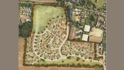 183 homes planned for Watlington