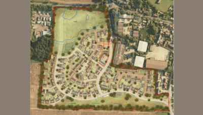 183 homes planned for Watlington