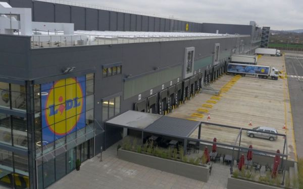 Lidl to open UK's largest distribution centre in Peterborough