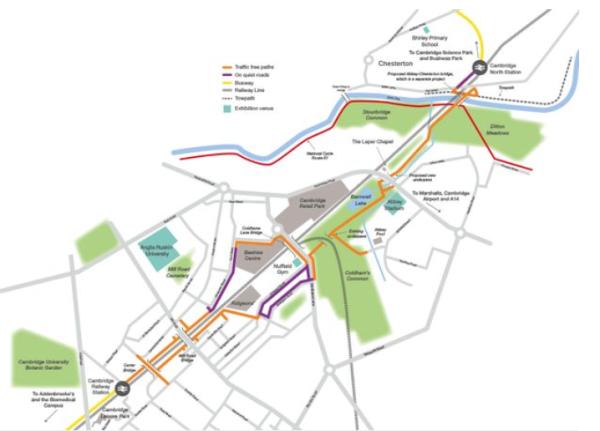 Chisholm Trail phase one takes shape
