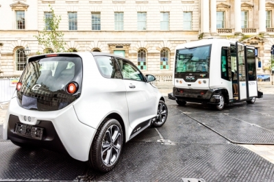 Driverless technology boost for Oxfordshire