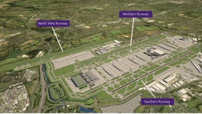 Help make Heathrow expansion a reality