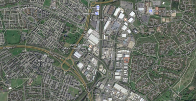 Segro swaps Basingstoke business park for a warehouse