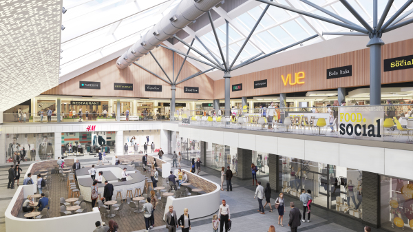 New beginnings for former BHS site at The Grafton Cambridge