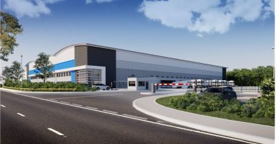 McKay's Theale Logistics Park plan wins approval