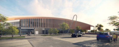 Plans submitted for £32m Braywick leisure centre
