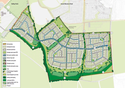 Taylor Wimpey plans 1,050 more homes at Didcot