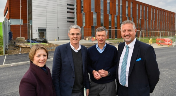 Innovation Catalyst launches at Thames Valley Science Park