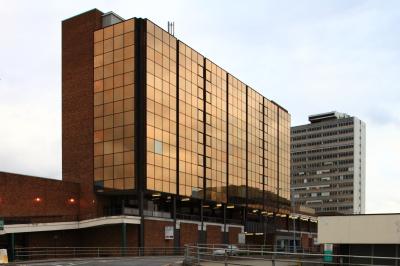 Eagle House, Bracknell to become 84 flats