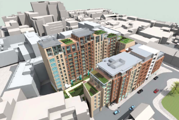 Approval recommended for 135 flats at Reading Sainsbury's site