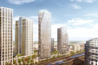 Coplan chosen to develop Woking Gateway