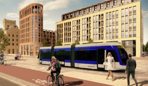 Cambridge underground network moves closer