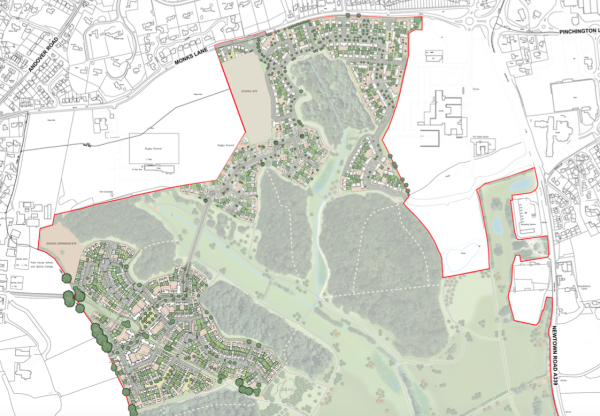 New setback for Sandleford Park