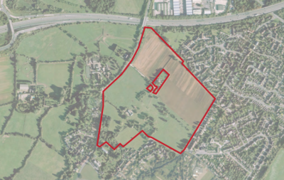 150 homes planned for Holyport - and 150 for Bloxham