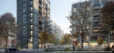 765 flats in Kenavon Drive, Reading recommended for approval