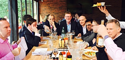 Join us for the Cannes-upon-Thames annual lunch