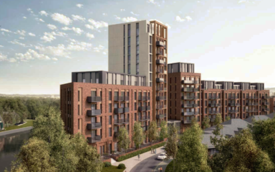 191 Build-to-Rent flats planned for Guildford