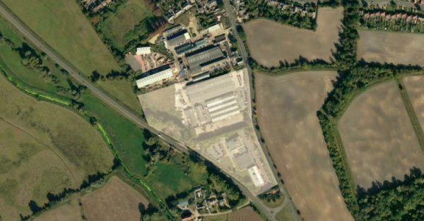 Re-development of  Sawston Trade park approved