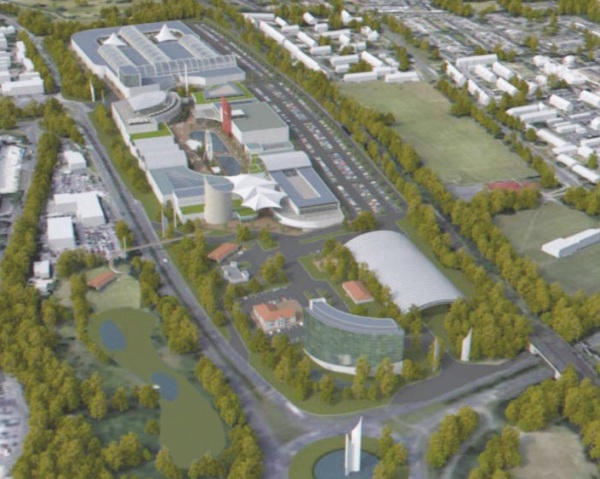 £300m Basingstoke Leisure Park redevelopment moves forward