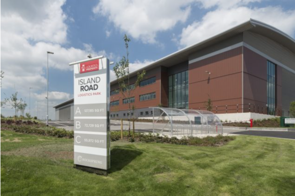 Industrial market's record year in Reading