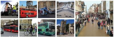 Radical transport plans proposed for Oxford city centre