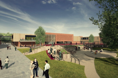Plans emerge for new school at Maidenhead