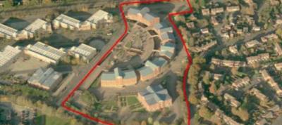 PD scheme proposes 359 flats for Farnborough