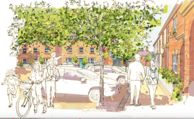 Council seeks permission for 102 homes