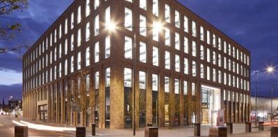 Porter Building secures wellness credentials