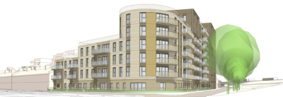 Redrow plans 104 flats at West Drayton