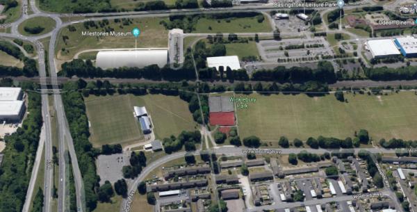 Basingstoke Town FC set for new stadium at Winklebury