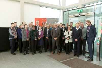Thames Valley Science Park opens for business